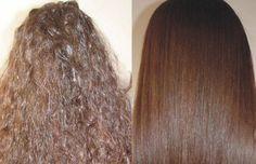 Crème maison pour lisser vos cheveux : essayez ça marche vraiment !