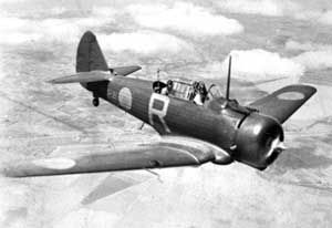 Thumbnail picture of the CAC Wirraway