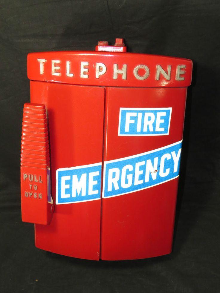 box pole collectibles vintage alarm