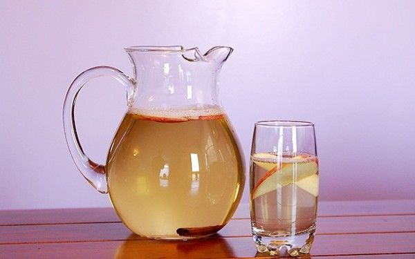Apple Cinnamon Water – Detox Drink