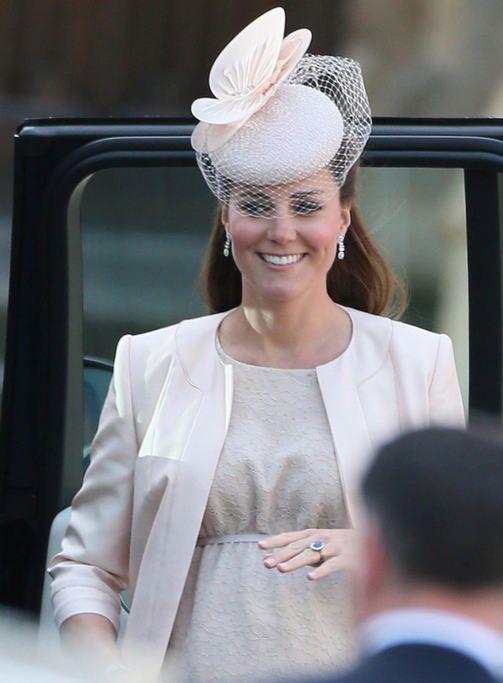 Herttuatar Catherinen h-hetki lähestyy 05 june 2013