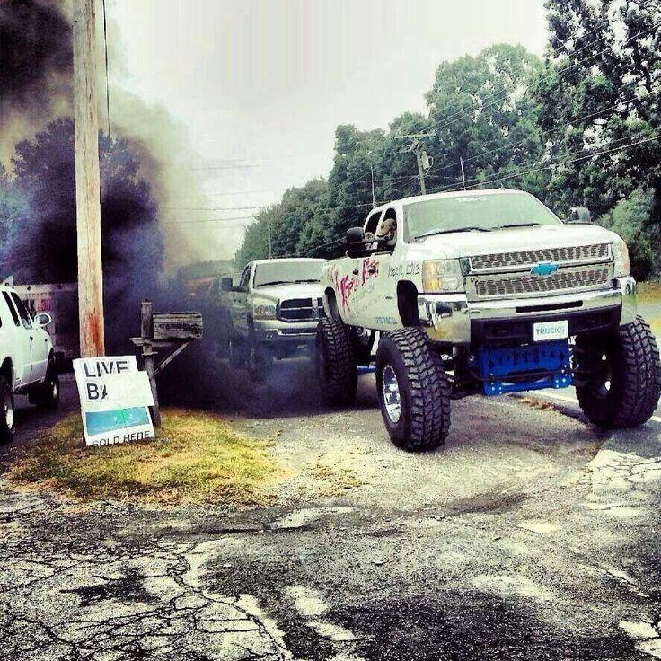 Rollin coal  Trucks and more  Pinterest