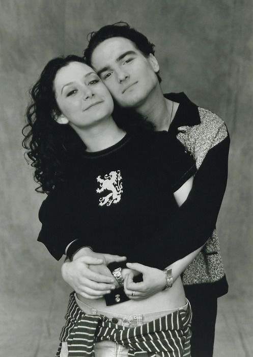 Sara and Johnny