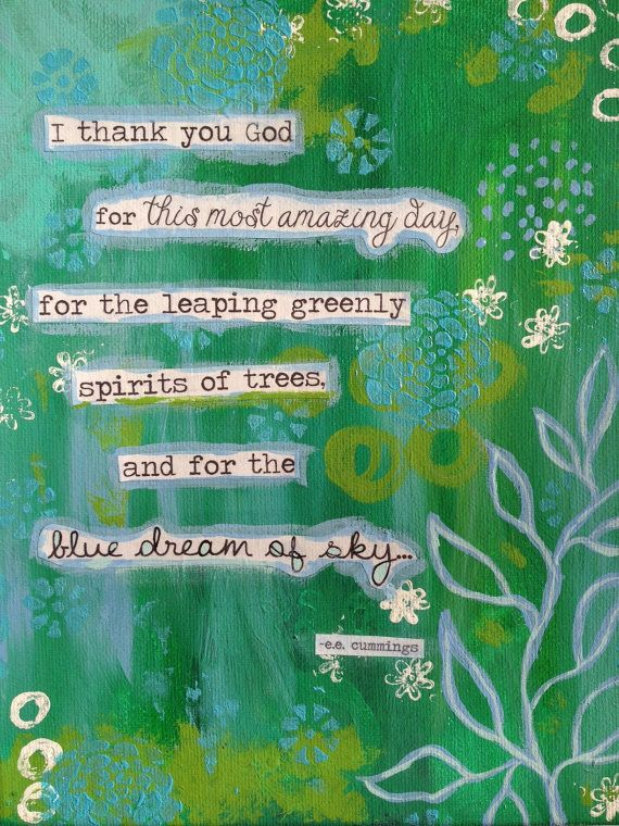 Nature Beauty Gratitude Quotes