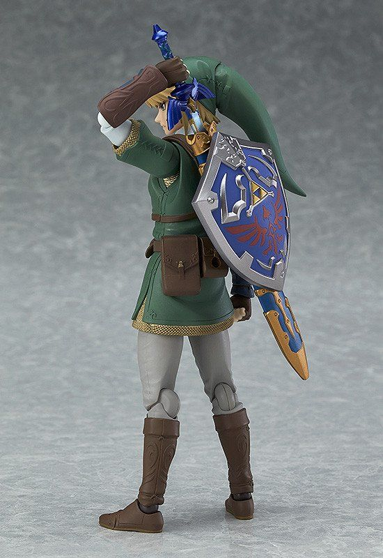 figma The Legend of Zelda: Twilight Princess Link: Twilight Princess ver.
