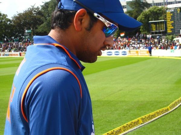 No-hit to Super-hit: Rohit Trolls Away