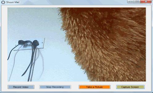 Grabació de video i captures de pantalla
