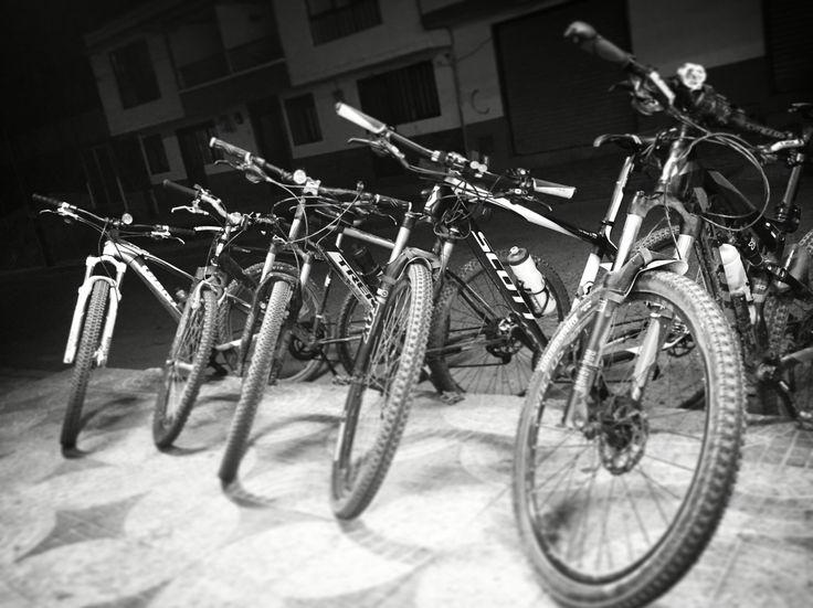 #bici #GoPro #GoPro_Photo #ciclismo #ciclismodemontaña