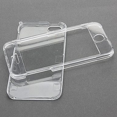 Funda de Cuerpo Entero Transparente Ultra Fina para iPhone 5/5S – USD $ 2.82