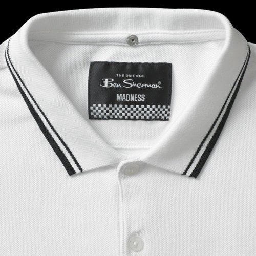 I'd never take this off if I got it - Ben Sherman and Madness collaboration polo.