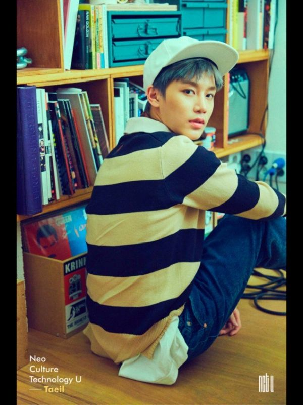 Taeil NCT U SLAY ME