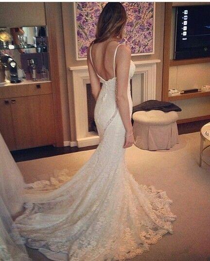 Dream dress #sexy #elegant #wedding