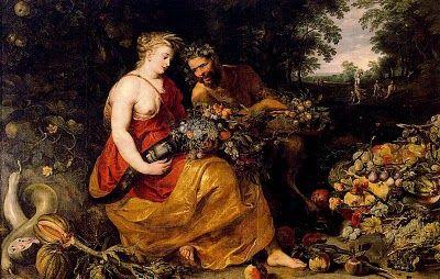 O tempora, o mores!: Recorrido mitológico por el Prado: Rubens (II)