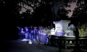 After-Hours Tour of Bonaventure Cemetery in Savannah, GA