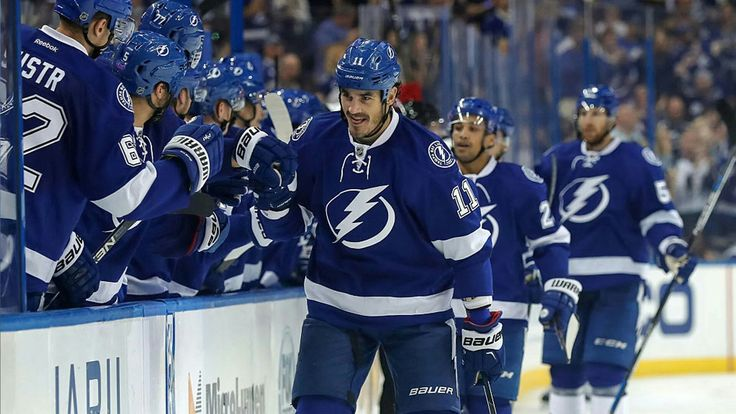 """The Tampa Bay Lightning franchise is the best.  In all of sports. At least, according to the just-announced 2016 ESPN Ultimate Standings, which rank all 122 NHL, MLB, NFL, and NBA franchises """"in categories that matter most to fans."""" Oh yeah, we COULDN'T agree more!! Love our Bolts!!"""