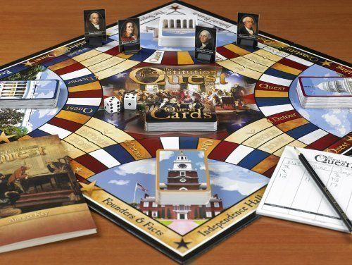 The Constitution Quest Game - Homeschooling - Education