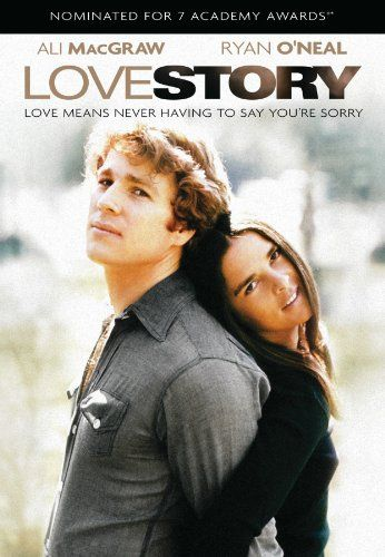 Love means never having to say you're sorry (dumb line, great movie)