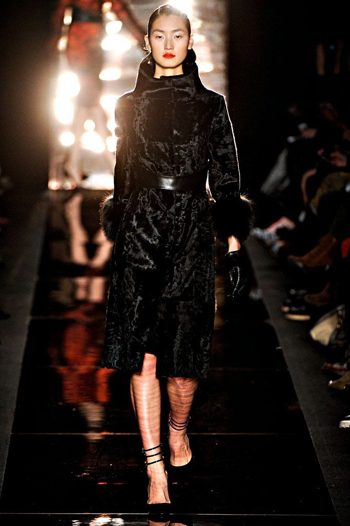 online shoes shopping for man Monique Lhuillier Fall 2012 Ready to Wear Collection Photos   Vogue