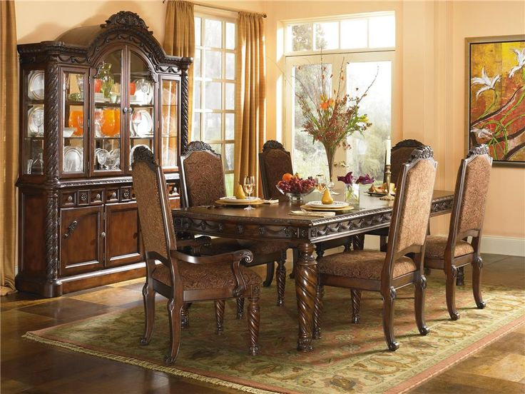 Dining Room Furniture Hutch Brilliant This Is The Dining Room Table Chair Set And China Cabinet That 2018