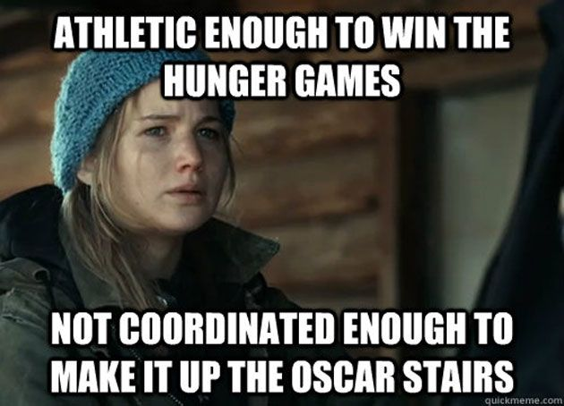 Absolutely love Jennifer Lawrence, but this is funny. I think even she would laugh at it.