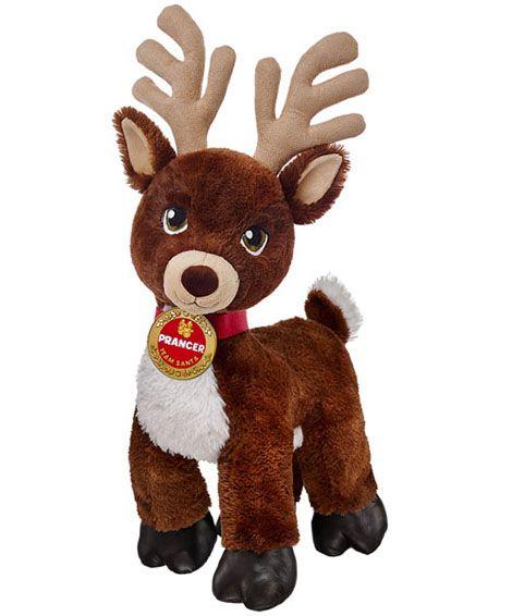 Build A Bear Workshop United Kingdom Santa S Reindeer