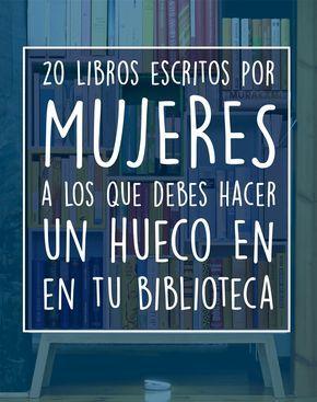 20 libros escritos por mujeres que deberían tener un hueco en tu biblioteca I Love Books, Good Books, Books To Read, My Books, Book Writer, Book Suggestions, Book Images, Some Quotes, Book Lists