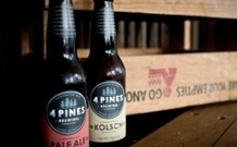 4pines brewing company: just what every agency needs on their doorstep