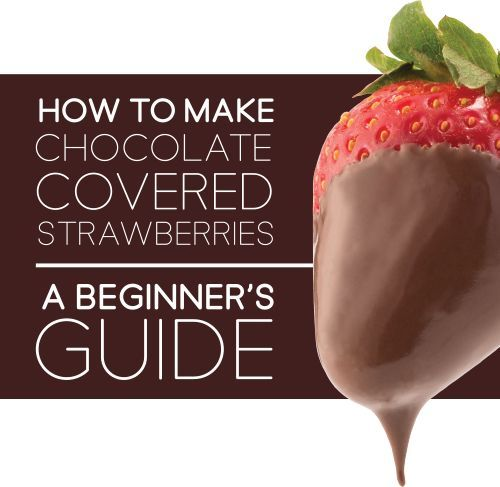 How To Make Chocolate Covered Strawberries: A Beginner's Guide. By Madeline Laughlin