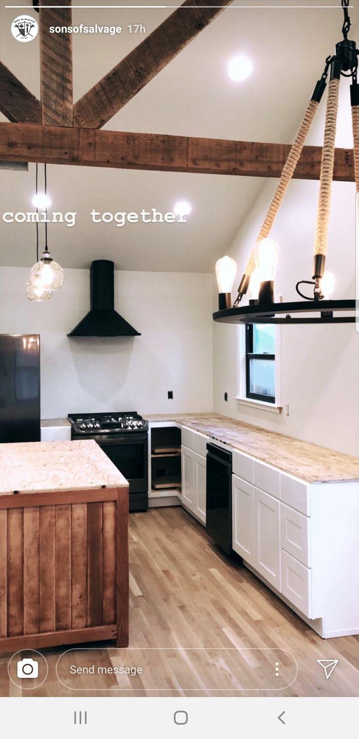 Contrast | Home decor, Home, Kitchen