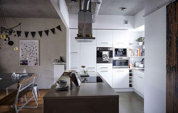 Cucina con Isola Ikea: Ecco 12 Progetti a Cui Ispirarsi ...