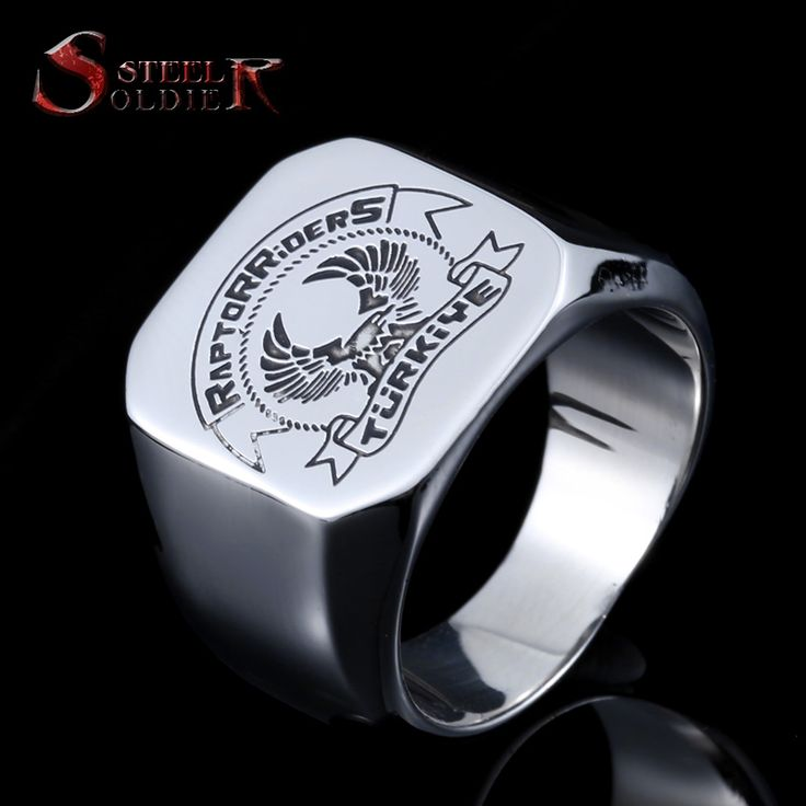 Stainless Steel Eagle Ring of the Turkiye //Price: $14.66 & FREE Shipping //     #hashtag3