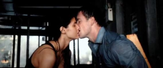 san andreas movie kiss scene - Google Search