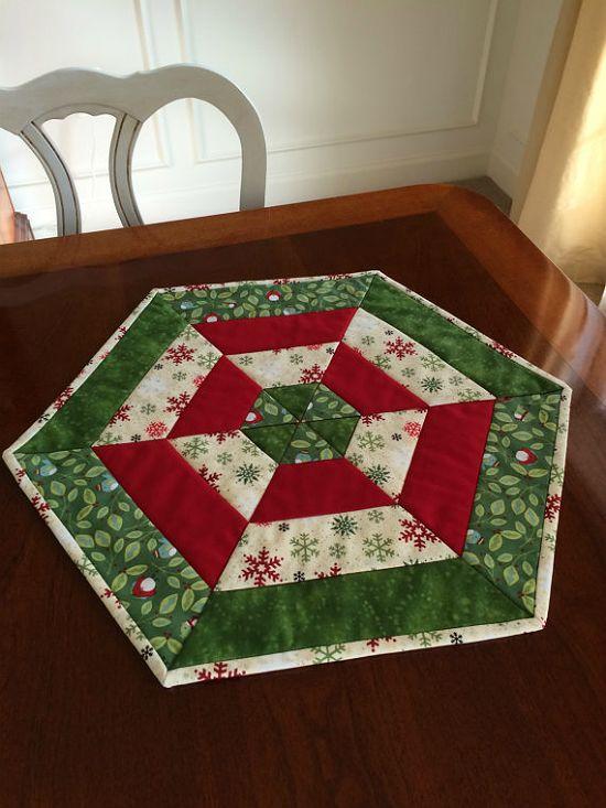 Tabletop free pattern