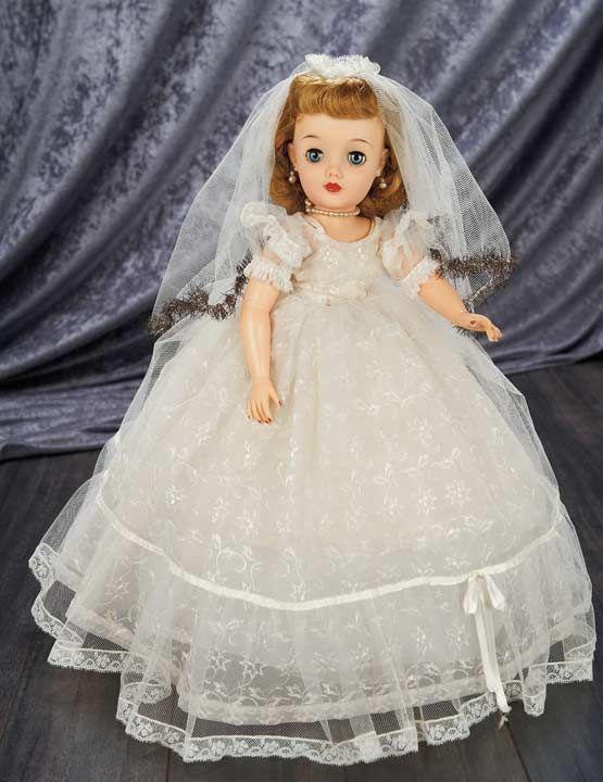 Bride Dolls Fashion Dresses