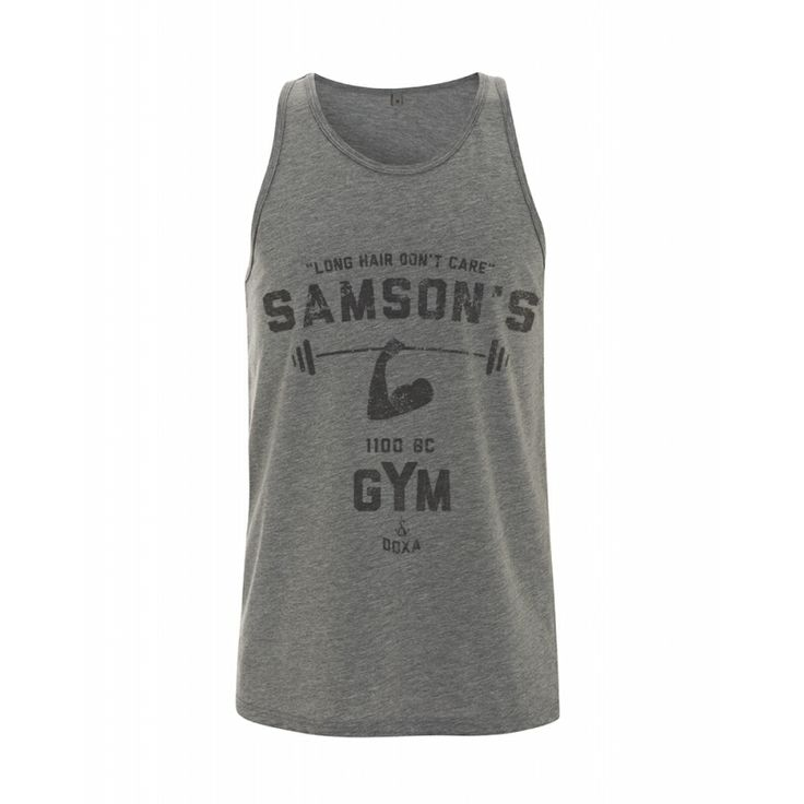 Doxa Clothing Organic Mens Samson Tank Top