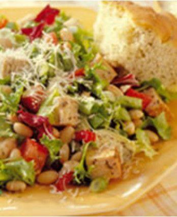 Tuscan Pork and Bean Salad http://wm13.walmart.com/Cook/Recipes/21944/