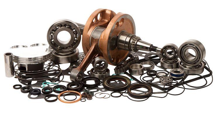 Wrench Rabbit WR101-032 Complete Engine Rebuild Kit for Honda TRX450ER / 450R