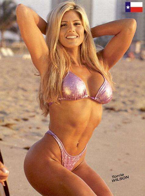 Torrie wilson wwe height and weight bra size body - Diva my body your body ...