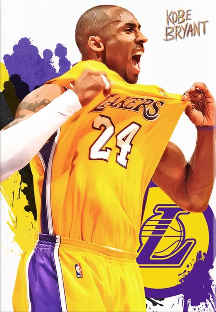 Kobe Bryant - jedna z legend NBA. http://manmax.pl/kobe-bryant-jedna-legend-nba/