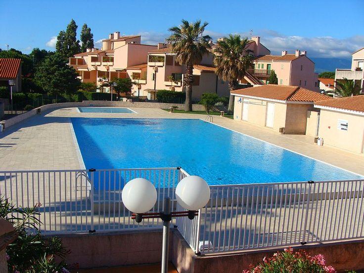 Abritel Location vacances appartement St Cyprien Plage: Vue dégagée depuis la terrasse
