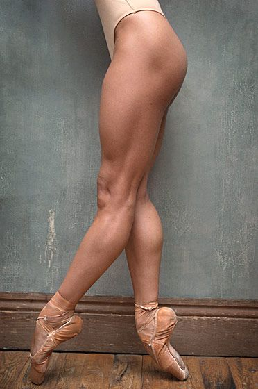 dancer's legs - now we're talking legs!