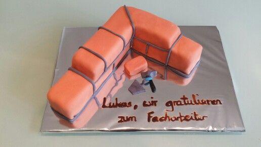 Mauer-Torte