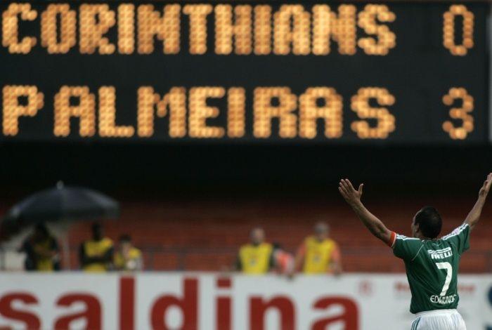 #Edmundo, #Palmeiras