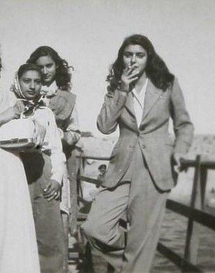 Gentlewoman style - Maharani Gayatri Devi