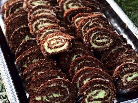 » Kokos- och chokladrulltårta med lime- och smörkräm –Recept – Allt om Mat