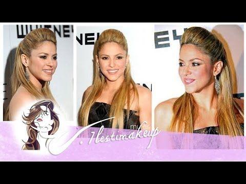 Trenzas laterales de Shakira-Pedido Debora y Moctezuma - YouTube