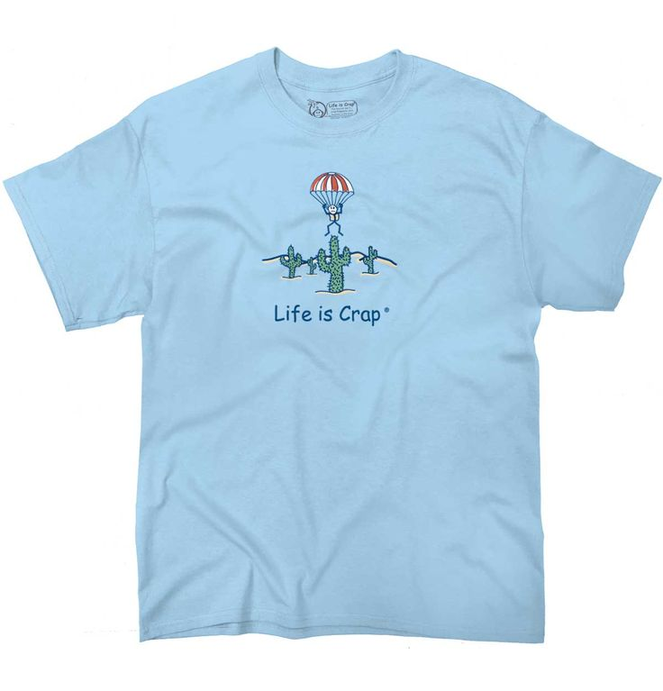 Parachute Cactus T-Shirt