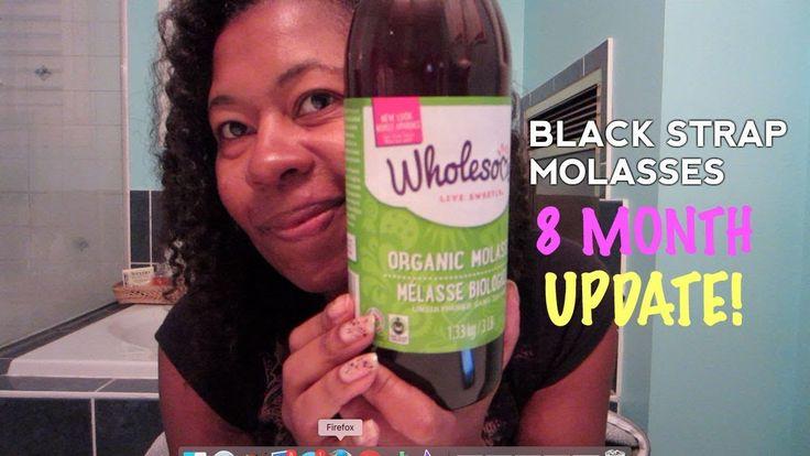 Blackstrap Molasses 8 month update!