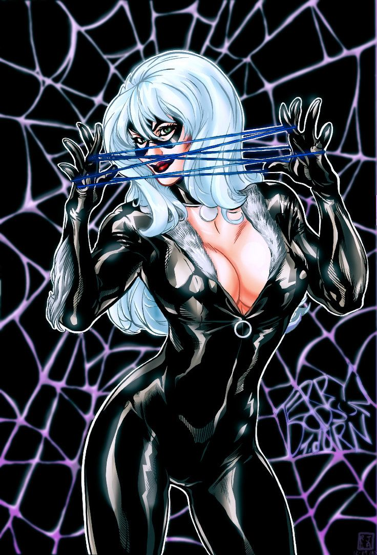 Marvel Hot Girls - Black Cat - YouTube