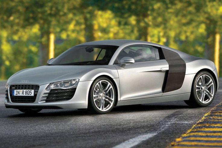 This Audi R8 Car is Super Cool